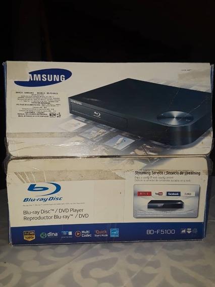 Blu Ray Samsung Bd F5100 Lee Dvd