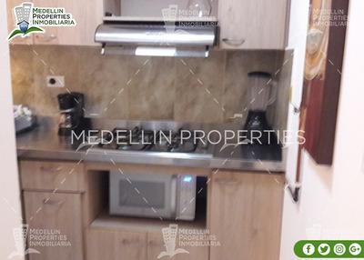 Arrendamientos De Apartamentos En Medellín Cód: 4793