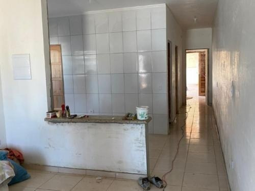 Imagem 1 de 11 de Casa Lado Praia Em Acabamento Em Itanhaém - 7053