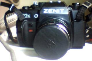 Camara Fotografica Reflex Zenit 122k