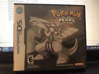 Pokemon Perla Para Nintendo Ds