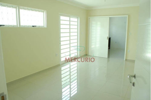 Imagem 1 de 11 de Casa Com 3 Dormitórios À Venda, 133 M² Por R$ 220.000,00 - Parque Vista Alegre - Bauru/sp - Ca3171