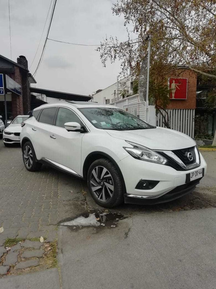 Nissan Murano 3.5 Cvt Auto Exclusive 4wd 2018 22.000 Kms