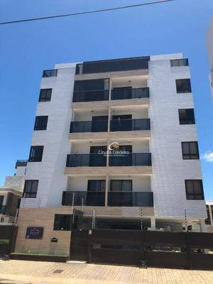 Apartamento Com 2 Dormitórios À Venda, 69 M² Por R$ 295.000 - Intermares - Cabedelo/pb - Ap1727