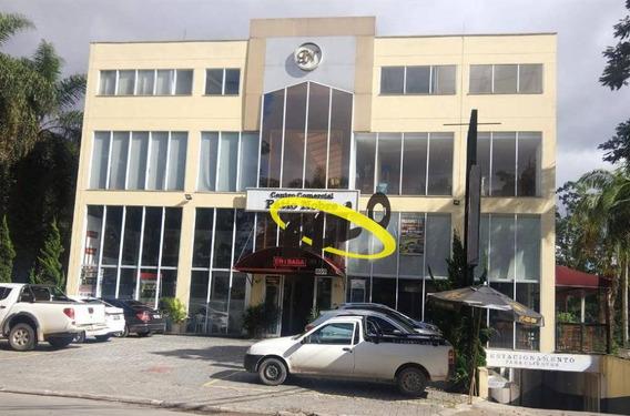 Sala Para Alugar, 40 M² Por R$ 1.000/mês - Granja Viana - Cotia/sp - Sa0228