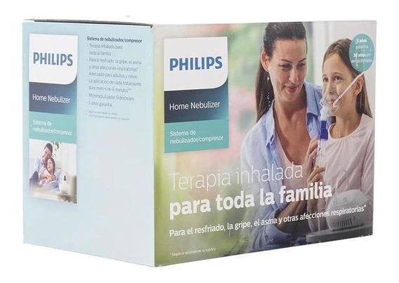 Nebulizador Home Adulto/pediatrico Mascarilla - Philips