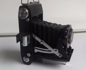 Máquina Fotográfica Drepy 1ª Versão França 1945/ Funcionando