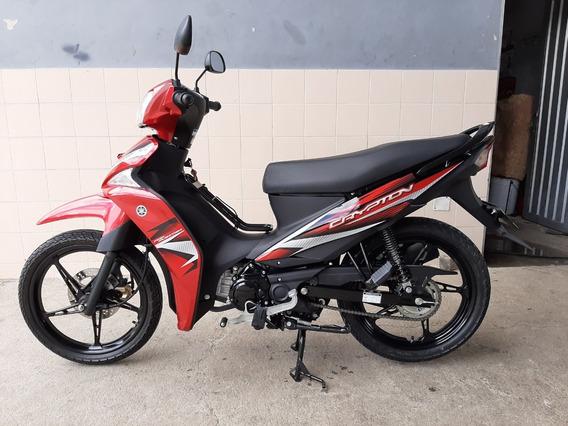 Yamaha Crypton Fi 2.020