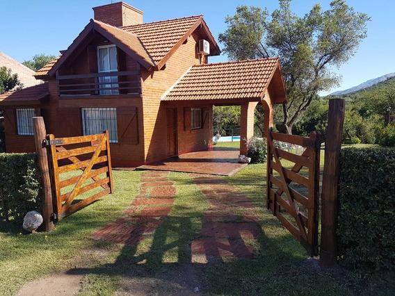 Cabaña Alquiler Merlo San Luis Para 6 Personas (privada)