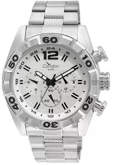 Relógio Condor Masculino Cronógrafo Covd33au/3b