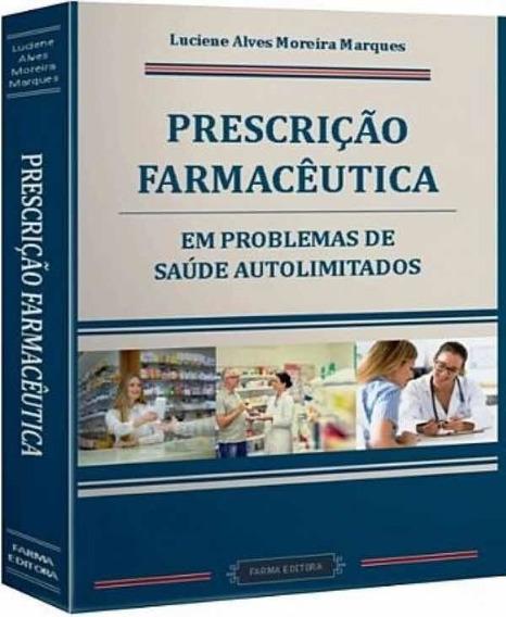 5 Livros Prescrição Farmacêutica 1ª Ed. 2018