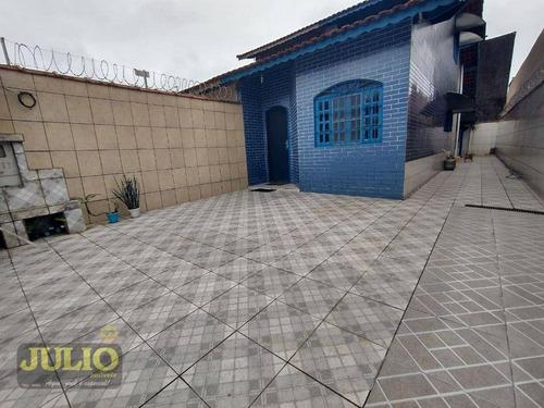 Imagem 1 de 12 de Entrada De R$32mil E Saldo Financiado! Casa Com 2 Dormitórios À Venda, 75 M² Por R$ 160.000 - Flórida Mirim - Mongaguá/sp - Ca4331
