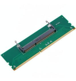 Adaptador Memória Notebook Ddr3 Para Desktop