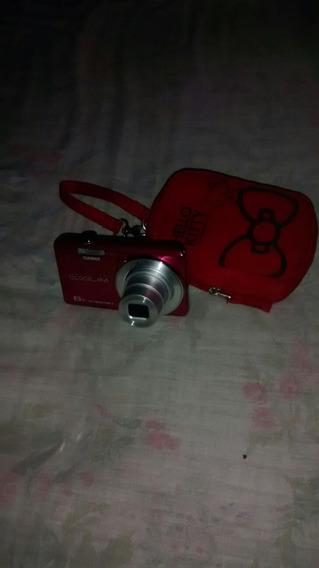 Camera Digital Casio 16 Mega Pixels Semi Nova Ótimo Estado