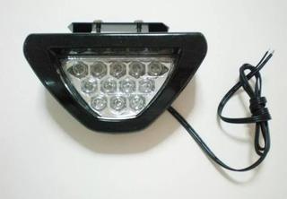 Tercera Luz De Freno Fija O Strobo Para Moto O Auto