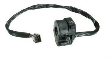 Interruptor Punho Luz Ld Esq Titan 150 04/08 Fan 150 Es/esd