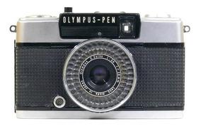 Câmera Analógica Olympus Pen Ee-3 28mm 3.5