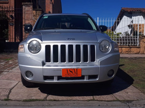 Jeep Compass Limited Cvt 2.4 Automatica Asm Automotores