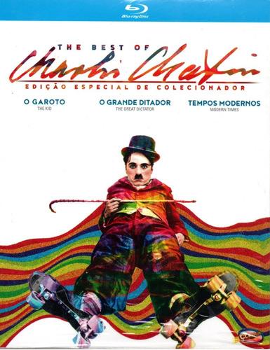 Blu-ray The Best Of Charles Chaplin - Classicline Bonellihq