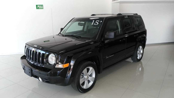 Jeep Patriot Limited At 2015