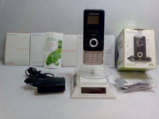 Sony Ericsson W205 Negro *envío Gratis*