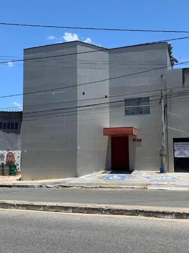 Prédio Para Alugar, 363 M² Por R$ 2.800,00/mês - Centro - Fortaleza/ce - Pr0048