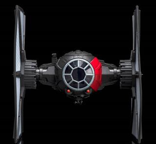 Tcg-store Star Wars Titanium Series Black Series Tie Fighter