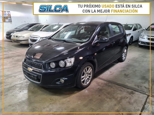 Chevrolet Sonic Hatch 2012 Negro 5 Puertas