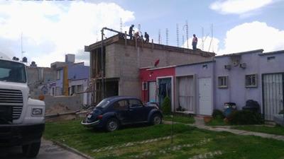 Remato Traspaso Casa En Obra Negra Chalco Pueblo Nuevo