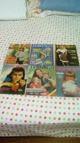 Revista Domingo Jornal Do Brasil Anos 80 24 Unidades
