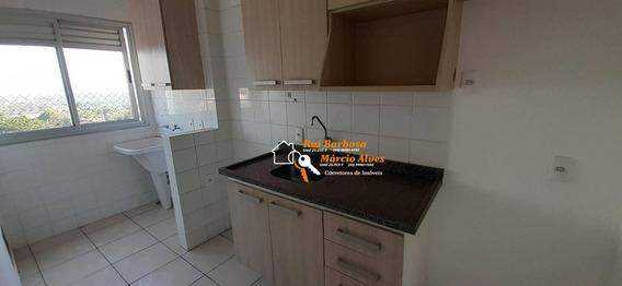 Apartamento Ed. Garden Araucária, Com 3 Dormitórios Para Alugar, 66 M² Por R$ 1.100/mês - Aurora - Londrina/pr - Ap0042