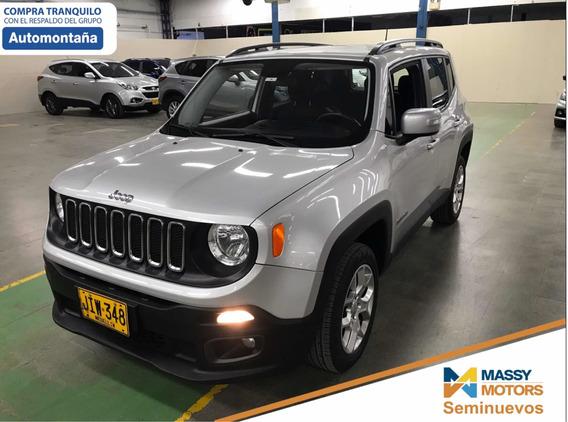Jeep Renegade 4x4 Automatico
