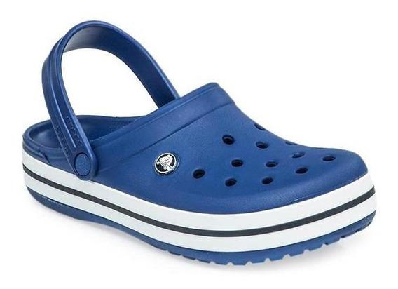 Sandalias Crocband Crocs De Hombre 11016-4bj