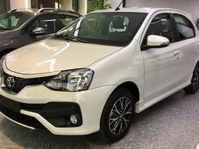 Toyota Etios Platinum A/t 2018 0.km Benevento Automotores
