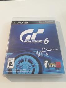 Gran Turismo 6 Mídia Física Ps3