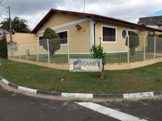 Casa Residencial À Venda, Jardim Floresta, Atibaia. - Ca0906