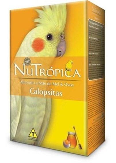 Ração Super Premium Calopsita Mel E Ovos - 300g - Nutrópica
