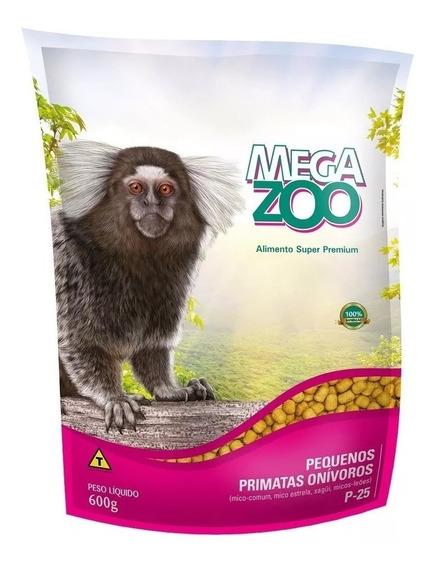 Megazoo Primatas Onívoros P25 600g