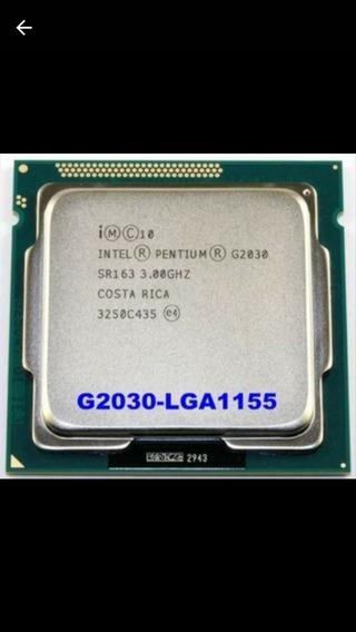 Pentium G2030 Lga1155 Dual Core 3.0ghz Frete Grátis