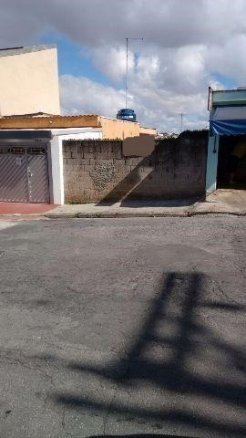 Terreno Para Venda, 125.0 M2, Jardim Alvorada - Santo André - 3366
