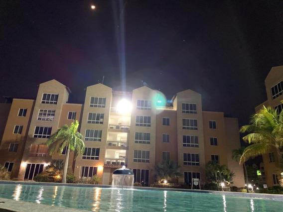 En Alquiler Cómodo Apartamento En Residencias Marina Del Rey