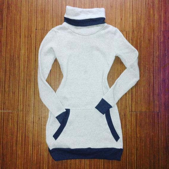 Vestido Sweter Dama