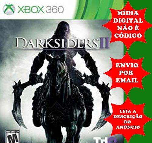 Darksiders 2 - Xbox 360 Midia Digital  Original Envio Gratis