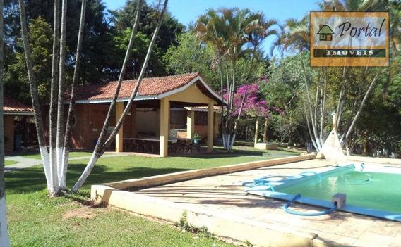 Chácara Com 21.900 M² No Bairro Estância São Paulo Em Campo Limpo Paulista-sp. - Ch0059