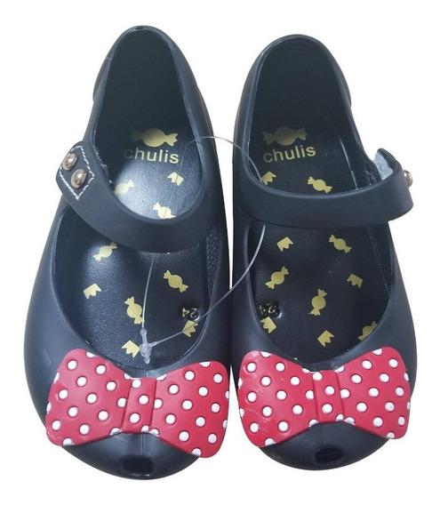 Zapatos Para Niña Tipo Mini Melissa Sandalia