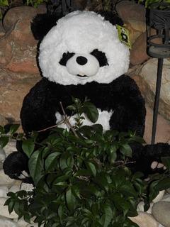 Oso Panda Hugfun De 63 Cm De Alto Rosquillo Toys