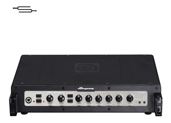 Ampeg Pf500 Cabezal Para Bajo 500 Watts