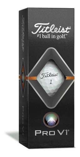 Golf Center Pelotas Titleist Pro V1  Tubo X 3