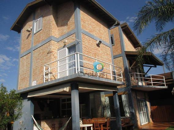 Casa Residencial À Venda, Jardim Das Acácias, Cravinhos - Ca1112. - Ca1112