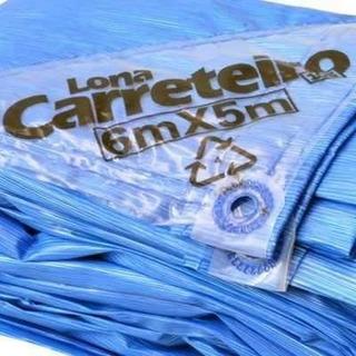 Lona Plastica Carreteiro Itap Reforçada 4x3 Com Ilhoes